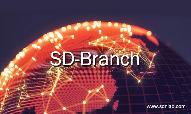 别只盯着SD-WAN,SD-Branch了解下?