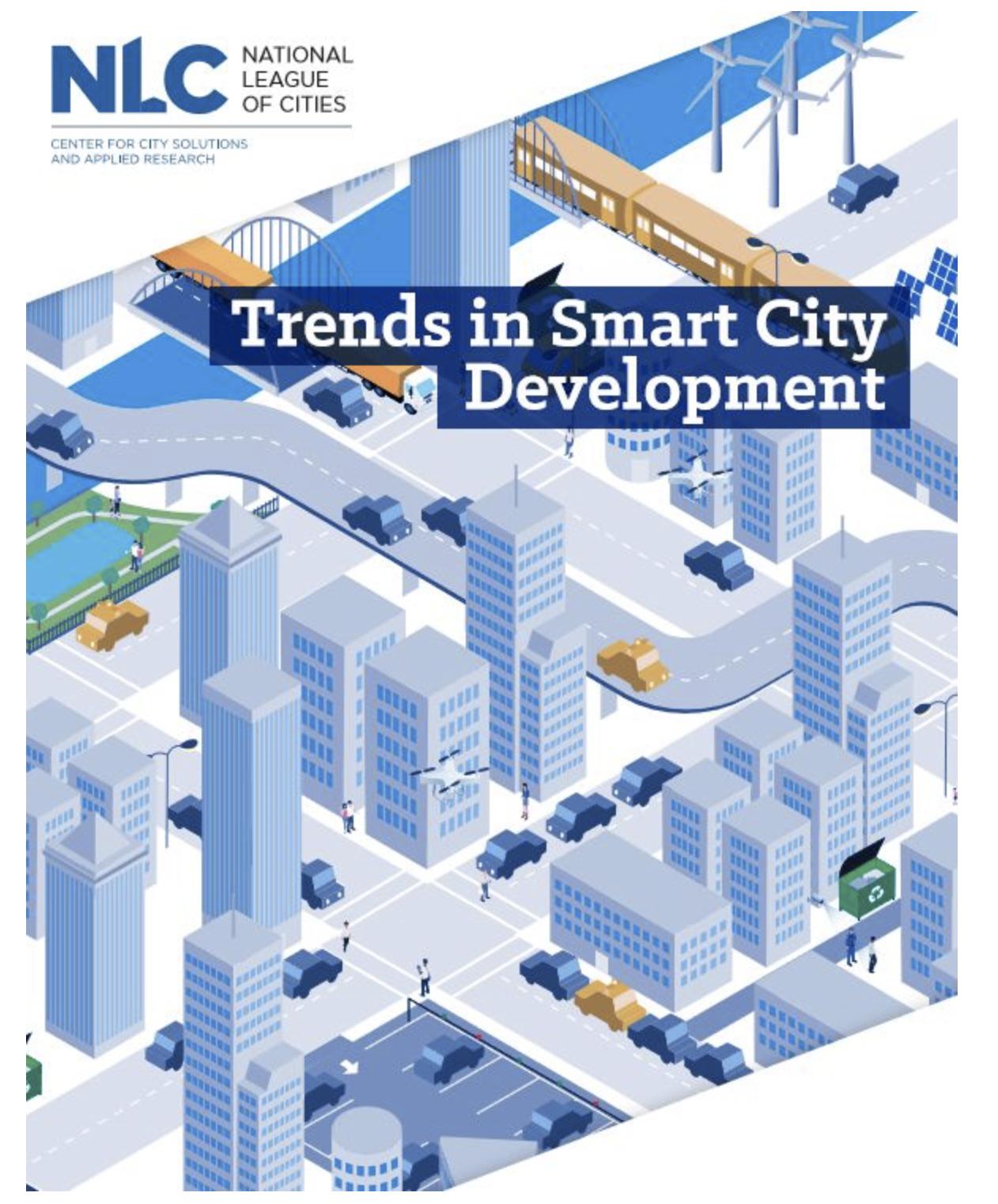 一文读懂智慧城市发展趋势