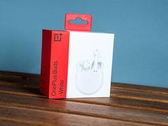 OnePlus Buds蓝牙耳机开箱:简约设计佩戴舒适