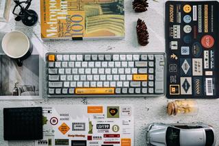 让你的桌面与众不同 Lofree洛斐小浪蓝牙机械键盘评测