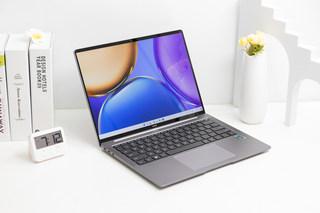荣耀MagicBook V 14图赏 轻薄美学设计